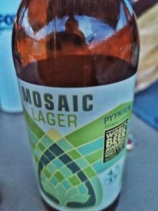 mosaic bier